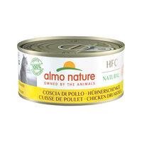 Almo Nature HFC Natural Kattenvoer - Kippenboutvlees