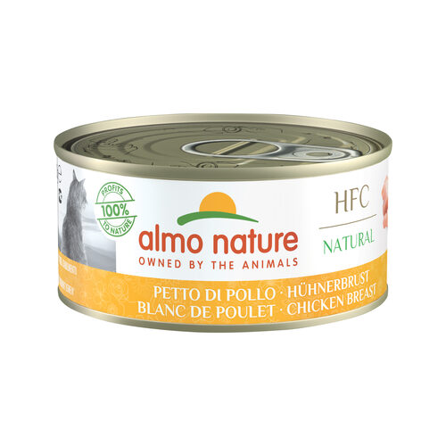 Almo Nature HFC Natural Cat Food - Chicken Breast