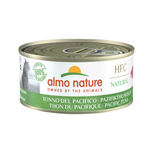Almo Nature HFC Natural Cat Food - Pacific Ocean Tuna