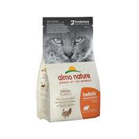 Almo Nature Holistic Adult Kattenvoer - Kalkoen