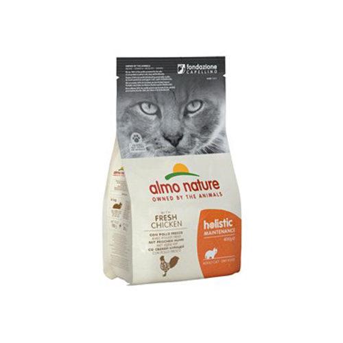 Almo Nature Holistic Adult Kattenvoer - Kip en Rijst