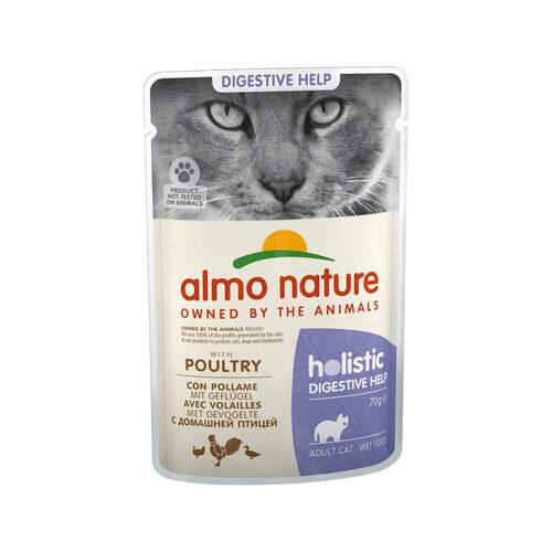 Almo Nature Holistic Digestive Help kattenvoer - Gevogelte - Maaltijdzakje