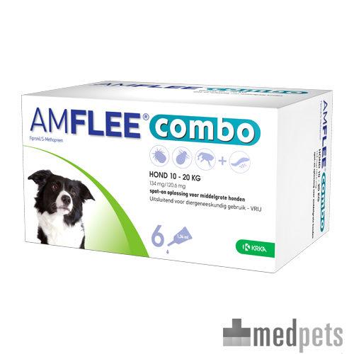 amflee combo spot on hunde fl he zecken. Black Bedroom Furniture Sets. Home Design Ideas