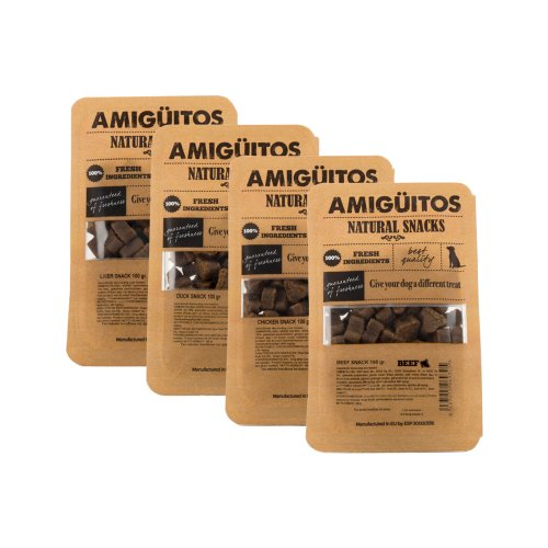 Amigüitos Dog Snacks
