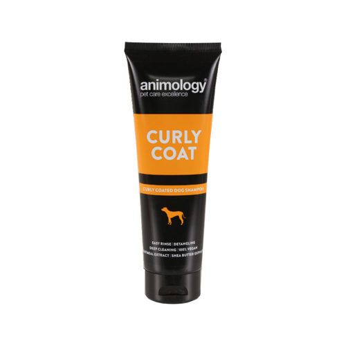 Animology - Curly Coat Shampoo