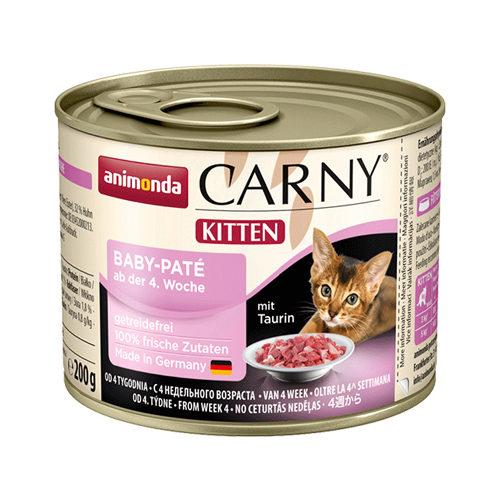 Animonda Carny Kitten Baby-Paté