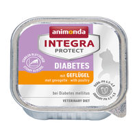 Animonda Integra Protect Cat Diabetes - Gevogelte