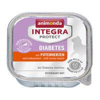 Animonda Integra Protect Cat Diabetes - Turkey Hearts