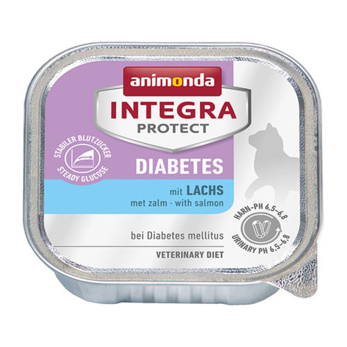 Animonda Integra Protect Cat Diabetes - Lachs