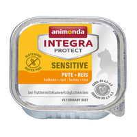 Animonda Integra Protect Cat Sensitive - Turkey & Rice