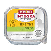 Animonda Integra Protect Cat Sensitive - Puur Kalkoen