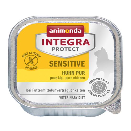 Animonda Integra Protect Cat Sensitive - Huhn Pur