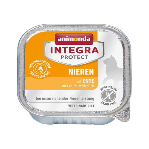 Animonda Integra Protect Cat Nieren - Eend