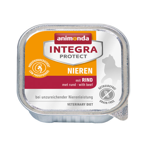 Animonda Integra Protect Nieren - Rund
