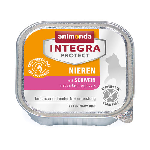 Animonda Integra Protect Cat Nieren - Varken