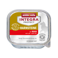 Animonda Integra Protect Harnsteine - Kalb