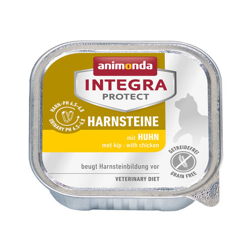 Animonda Integra Protect Harnsteine - Huhn
