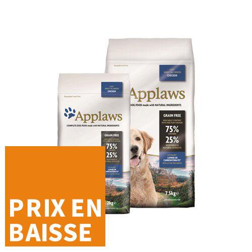 Applaws Dog - All Breeds Light - Poulet - pour Chien