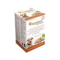Applaws Dog - Jelly Pouches Supreme - Assortiment de Sachets en Gelée pour Chien