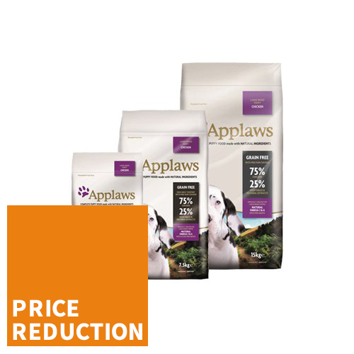 Applaws Puppy Food - Large Breed - Chicken
