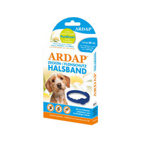 Ardap Zecken-/Flohschutz-Halsband für Hunde