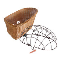 Basil Pasja Dog Bike Basket
