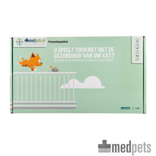 Product afbeelding van Bayer Preventiepakket Hond