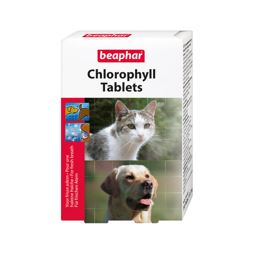 Beaphar Chlorophyll Tablets
