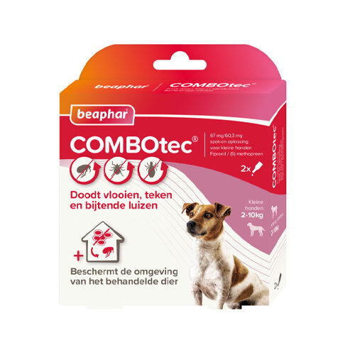 Beaphar COMBOtec Hond 2-10 kg