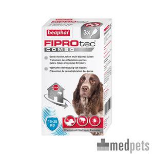 Product afbeelding van Beaphar Fiprotec Combo Spot-On Hond