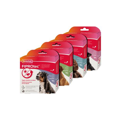 Beaphar FiproTec Spot-On for Dogs