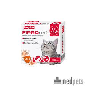 Product afbeelding van Beaphar FiproTec Spot-On Kat
