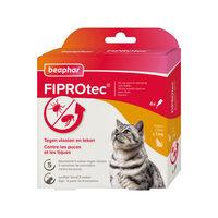 Beaphar FiproTec Spot-On für Katzen