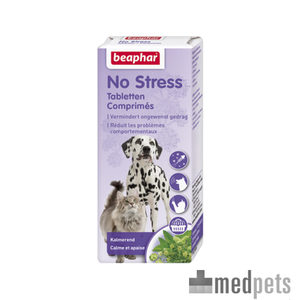 Product afbeelding van Beaphar No Stress Tabletten - Hond & Kat