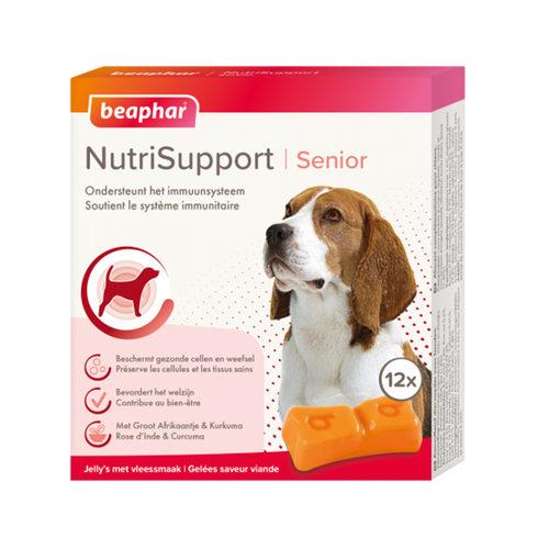 Beaphar NutriSupport Senior Hund