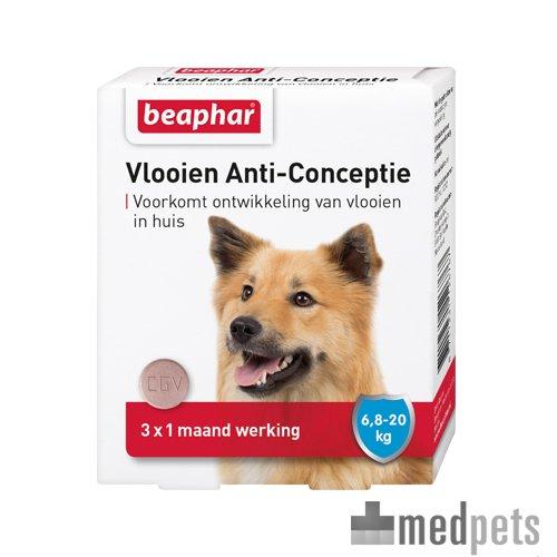Product afbeelding van Beaphar Vlooien Anti-Conceptie Hond