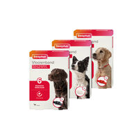 Beaphar Flohhalsband Hund - 6 Monate