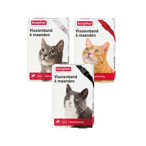 Beaphar Flea Collar for Cats - 6 months