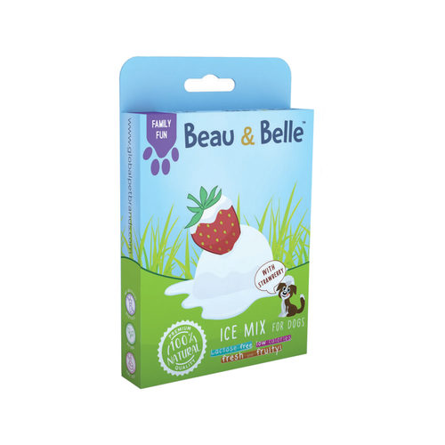 Beau & Belle Family Fun - Ice Mix Strawberry