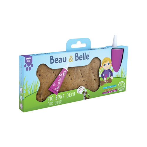 Beau & Belle Big Bone Deco Set