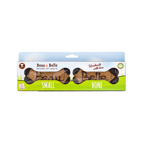 Beau & Belle Dog Bone - Extra Small