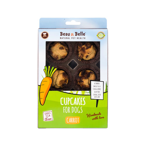 Beau & Belle Cupcake Wortel