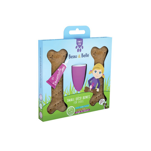 Beau & Belle Small Bones Deco Set