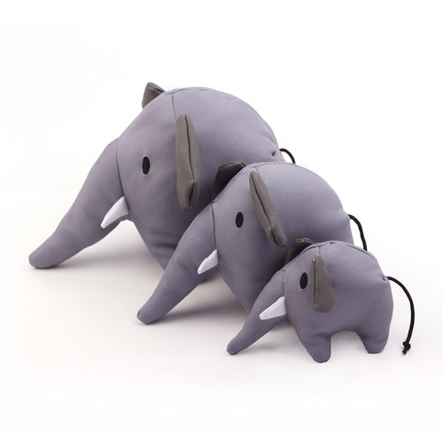 Beco Cuddly Soft Toy - Estella the Elephant