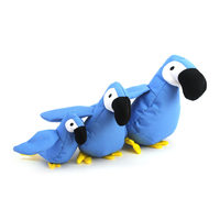 Beco Cuddly Soft Toy - Lucy the Parrot