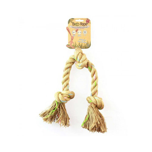 Beco Hemp Rope Triple Knot