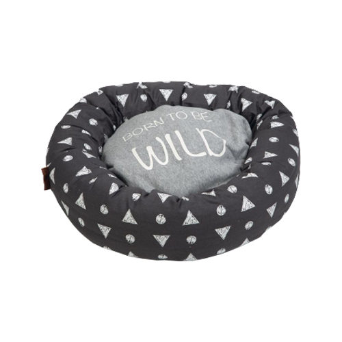 Beeztees Born To Be Wild Dog Bed