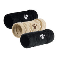 Beeztees Crispy Tunnel de Jeu pour Chat