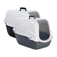 Beeztees Romeo Litter Tray