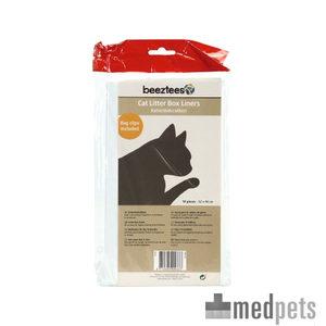 Product afbeelding van Beeztees Kattenbakzakken